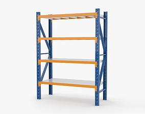 3D model Warehouse Pallet Rack