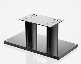 3D model Bowers and Wilkins FS HTM D3 Black