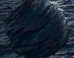3D Ocean 8K Textures 4