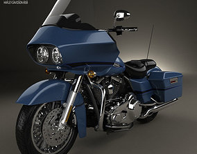 Harley-Davidson FLTR Road Glide 2009 3D