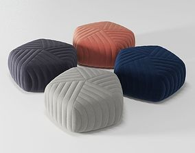 3D model MUUTO Five Pouf