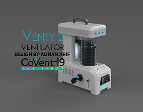 COVID-19 VENTILATOR 3D printable model