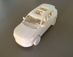 JEEP COMPASS 1-32 SCALE MODEL - ASSEMBY KIT -