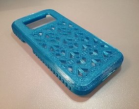 Samsung J3 smart phone case No 2 3D print model