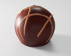 3D model Praline Ball Glazing