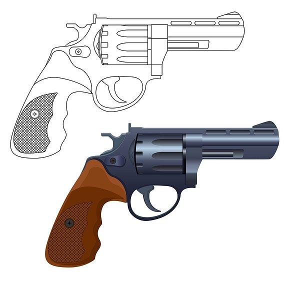 Revolver Blueprint