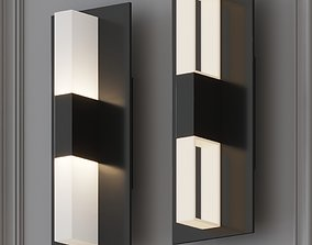 CIRCA Lyft - Outdoor Wall Sconce 3D