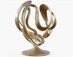 Metal Sculpture 02 3D