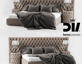 3D DV HOME Vogue letto