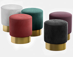 3D STOOL PALL MALL BY EICHHOLTZ