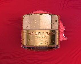 Kose cosmeport Wrinkle care 3D model