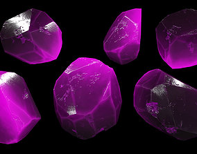 crystal 3D asset realtime diamond