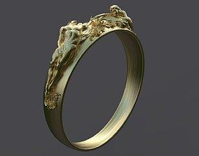love ring deco 3D print model
