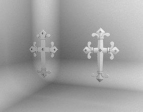 3D JESUS CROSS pendent