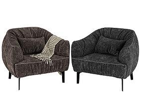 arm chair 01 3D model