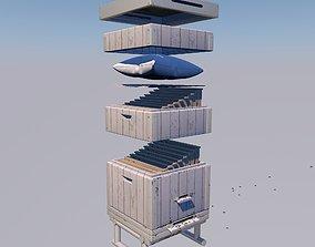 3D model Beehive
