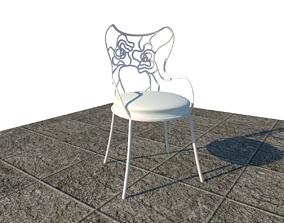 chair comfort architecture 3D