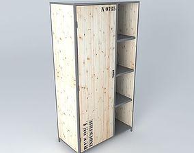 3D model Dressing DOCKS Maisons du monde