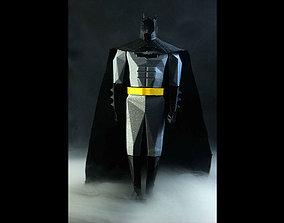 3D printable model Batman Low Poly
