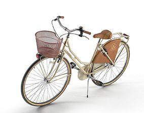 3D model Bike Vintage 26 Olanda
