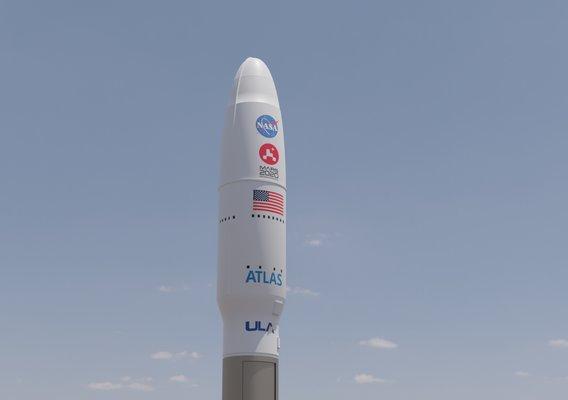 Missile Mars 2020