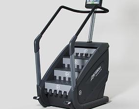 3D model Life Fitness Climber