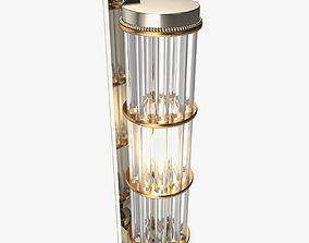 Charles Paris - Baretto sconce 3D model