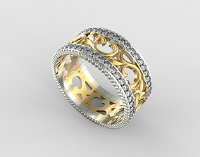 3D printable model Wedding Ring STL