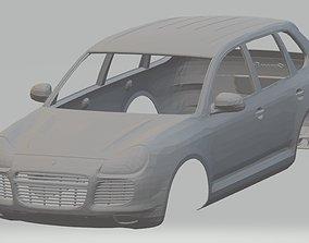 Cayenne Printable Body Car