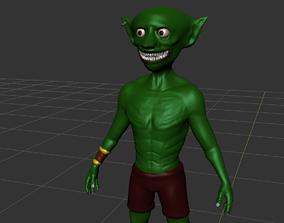 3D Goblin Demon
