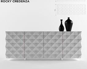 3D Sideboard nono rocky credenza