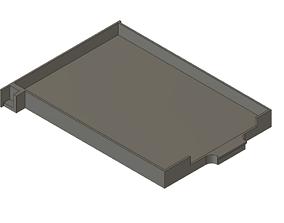 3D printable model SSD Harddrive Holder Dell Precission
