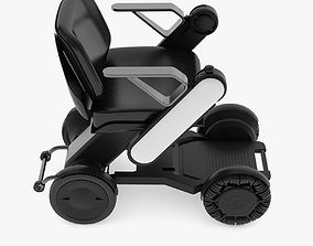 Will Model Ci Ultra Portable Power Wheelchair