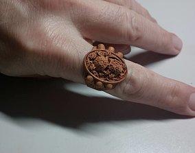 3D printable model LICHKING RING OF NECROMANCY