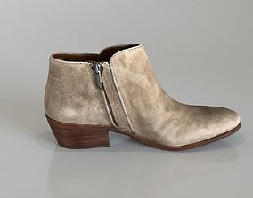 3D model Sam Edelman Petty Putty Boot
