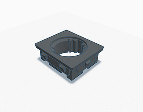 S2k Start Button to Honda CRX 3D printable model