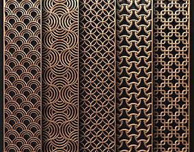 Decorative panel 22 3D