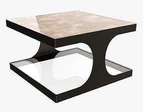 Coffee table modern 01 3D