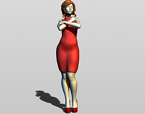 3D print model Pretty Woman Part 19