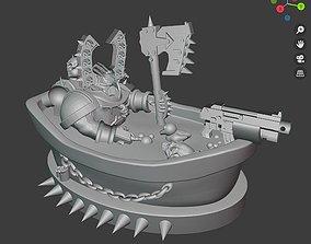 Bathzerker 3D printable model