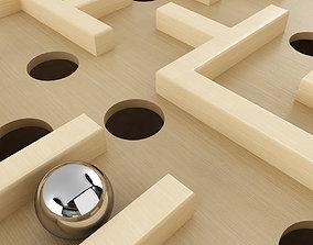 3D model Labyrinth Game