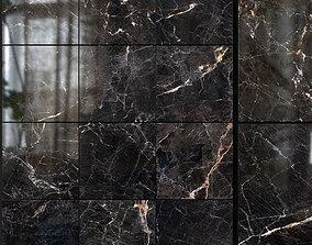 wall 3D Yurtbay Seramik Java Black 600x600 Set 2