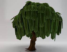 Willow Tree 3D model VR / AR ready