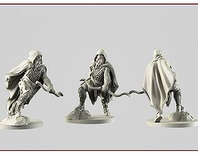3D print model assassin Rogue
