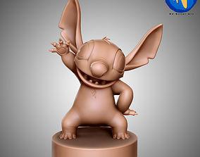 Stitch 3d Print Model games
