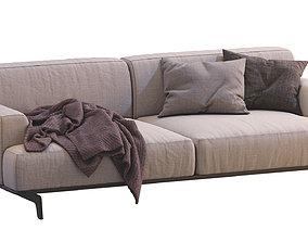 3D model Poliform Sofa Tribeca