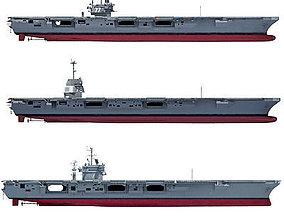 3D US Navy Ships