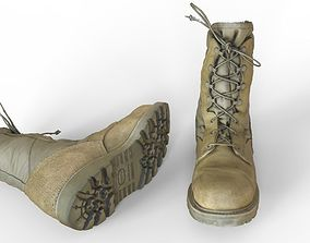 3D Air Force Combat Boot