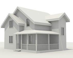 3D asset House K13
