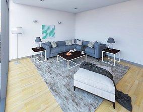 3D SOFA SET rug